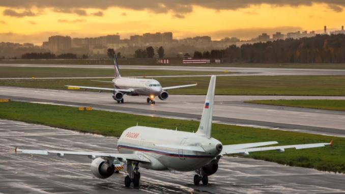 Аэропорт Пулково подвел итоги работы в 2019 году