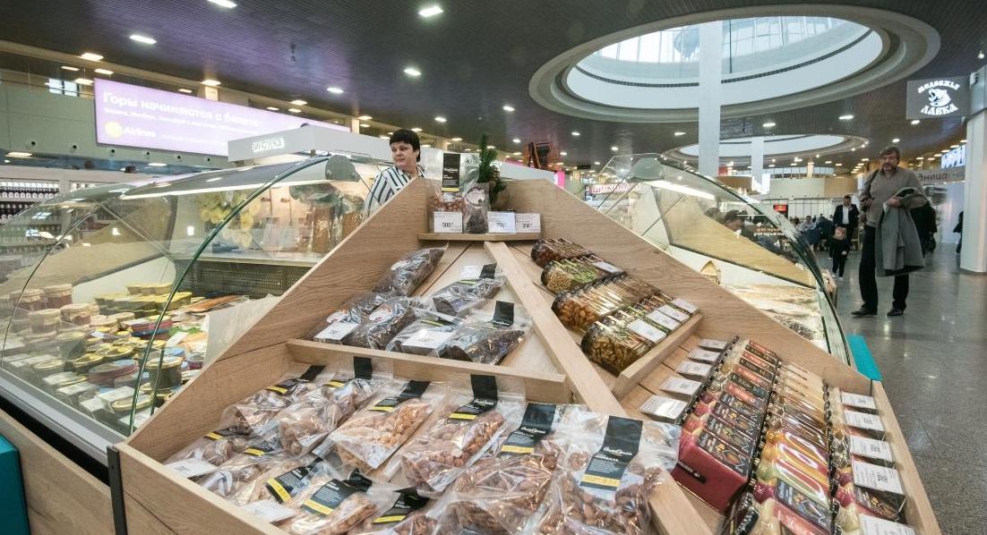 В аэропорту Санкт-Петербурга открылись новые рестораны и магазины