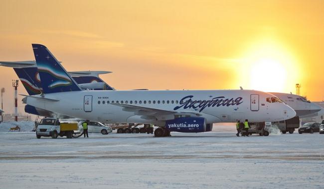 Авиакомпания Якутия начала продажи субсидированных билетов в Санкт-Петербург