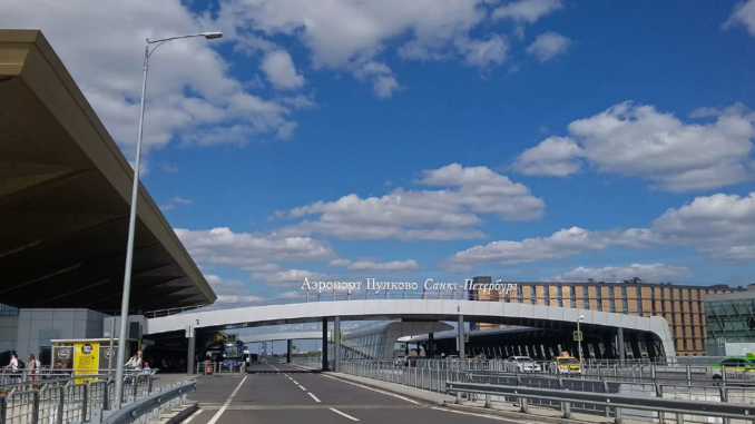 Аэропорт Пулково подвел итоги новогодних каникул